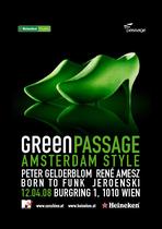 Event-Serie von Heineken Music. Bei jedem Event ist eine andere europäische Stadt Programm. Nobel-Party auf Holländisch, sponsered by Heineken