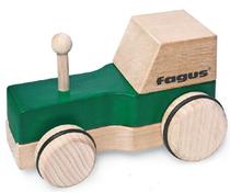 """Puzzle Mobil Traktor """"spiel gut"""" Auszeichung von Fagus"""