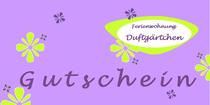 Gutschein-Muster 2