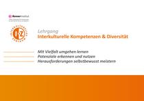 Lehrgangsfolder. Auftraggeber: Interkulturelles Zentrum