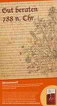 Titel: Gut beraten 788 n. Chr., Rückseite: Gut beraten 2013 n. Chr. (Angebot zu Sonderkonditionen)
