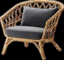 Fauteuil STOCKHOLM 2017, disponible chez IKEA pour 249 €.