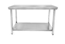 Table inox alimentaire