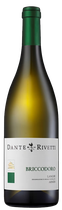 Briccodoro. Straw yellow with greenish nuances with aromas of exotic fruit. Good for serving as an aperitif, with fish-based dishes, and throughout a meal. 12.5%   ///   0.75ltr   ///   S$ 38