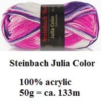 Steinbach Garn Julia Color
