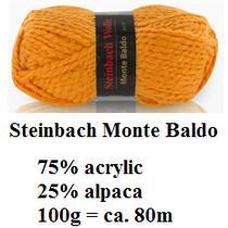 Steinbach Garn Monte Baldo