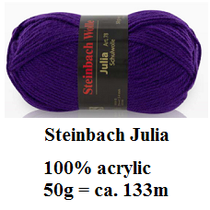 Steinbach Garn Julia