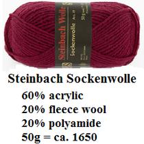 Steinbach Garn Sockenwolle