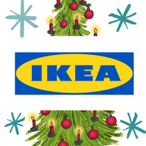 App-Icon für die IKEA-Adventskalender-App 2017, © IKEA/Oetinger Corporate