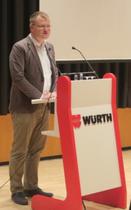 Unterrichtsseminar in Künzelsau (Heimat des großen Mäzen, wie man unschwer erkennen kann; sie auf https://www.nak-kuenzelsau.de/db/185496))