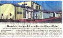 Badische Neuesten Nachrichten vom 12.02.2004