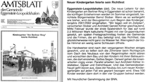 Amtsblatt Eggenstein-Leopoldshafen vom 04.05.2001