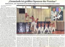 Badische Neuesten Nachrichten vom 29.08.2005