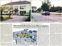 Badische Neuesten Nachrichten vom 04.09.2001