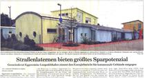 Badische Neuesten Nachrichten vom 29.09.2005
