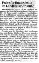 Badische Neuesten Nachrichten vom vom 28.06.2000
