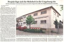 Badische Neuesten Nachrichten vom 29.04.2005