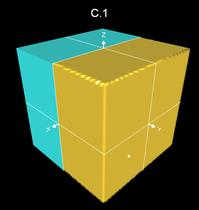Vergleich Super-Ellipsoid mit C.1