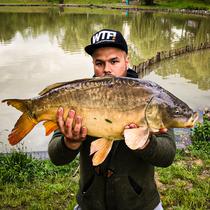 Peter Eijkenboom, 10+ kilo, 75 cm. Vijver 3 (01/05/2020)