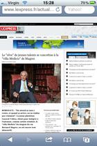 L'Express / Mai 2011