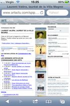 Artactu.com / Mai 2011