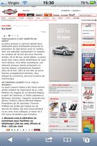 Libération / 11 Mai 2011