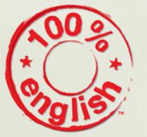 100 Percent English