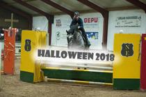 Halloween springen 2018