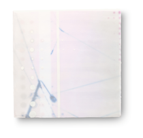 trägerfrequenz 21      2018, 30 × 30 cm