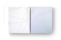 trägerfrequenz 23 + 24      2019, zweiteilig 184 × 115 cm