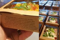 Produkttexte mit Storytelling für die Food-Marke Go. by Göing