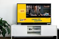Cut-In-Ads in verschiedenen TV-Formaten für Bahlsen PiCK UP!
