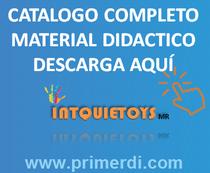 catalogo completo de material didactico