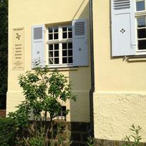 Tagungsräume im Hochparterre der Villa Becher - Tagungsräume Kassel