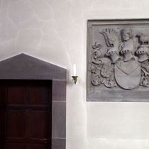 Das Wappen der Herren von Weitingen