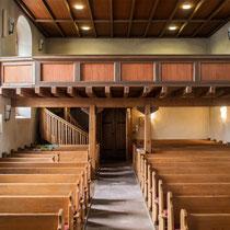 Das Kirchenschiff