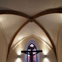 Der gotische Chor