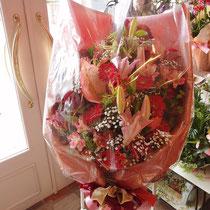 豪華!大きな花束
