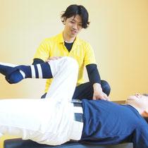 アスイクの体幹トレーニング