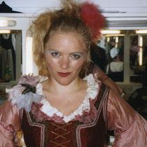 """... als """"Grisette"""" in """"Madame Pompadour"""""""