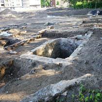 Grabungsstätte, Aufnahme-Datum: 21.05.2017