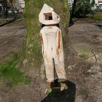 Skulptur im Focus des Chronisten HK. 15.03.2017