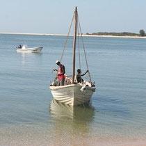 Pescadores - Moçambique