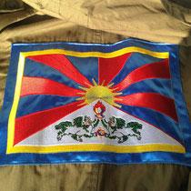 Tibet Flaggen Stick
