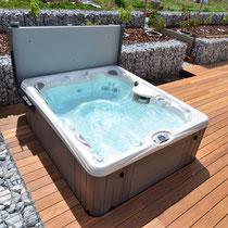 belle intégration d'un spa Martinique, Villefranche de Lauragais