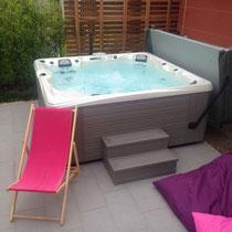 installation spa blagnac Makena série Paradise