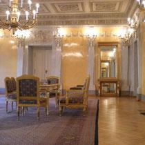 Hofburg Leopoldinischer Trakt Restaurierung Stuckmarmor 2008