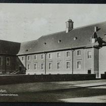 Evang. Gemeindehaus 1930