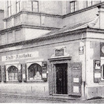 Stadtapotheke 1932
