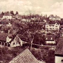 Teilberg um 1940